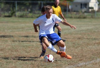 Cody Coppess commits to Franklin College