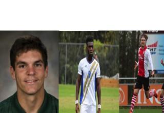 Lynch, Kemjika & de Blank join PDL team