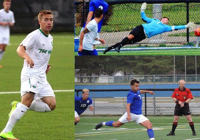 Kershaw, Jones & Dunne join PDL team