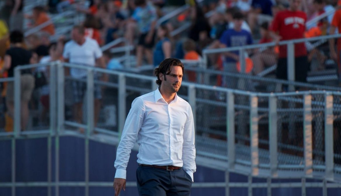 Former DDL player and coach Van Dinteren joins FC Cincinnati