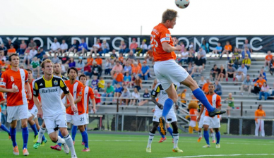 Four former Dayton Dutch Lions players in 2020 MLS season