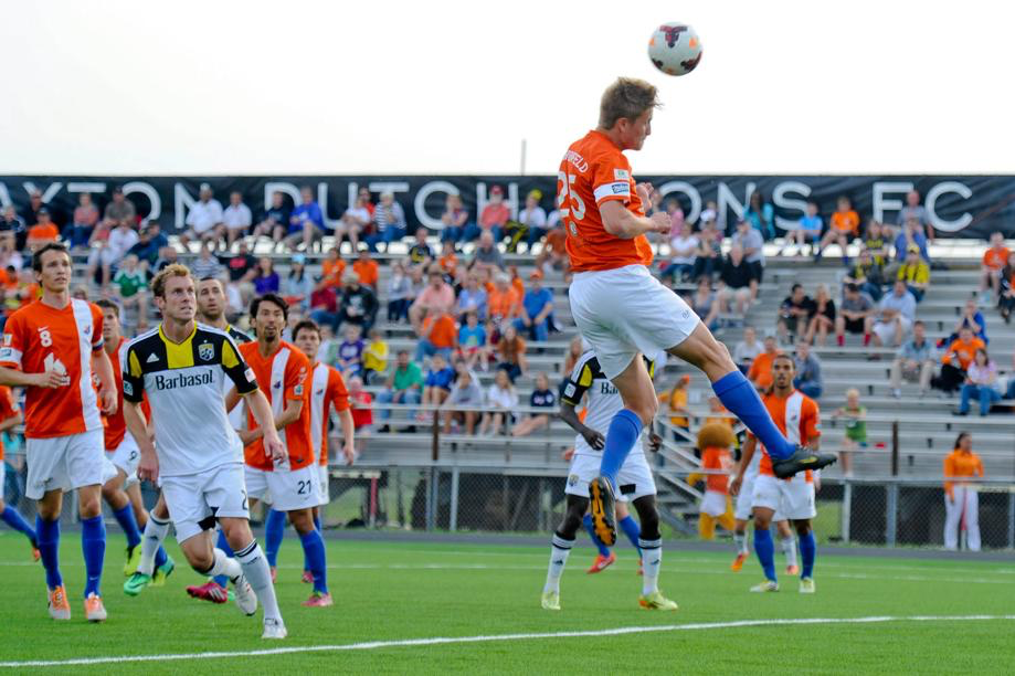 Four former Dayton Dutch Lions players in 2020 MLS season